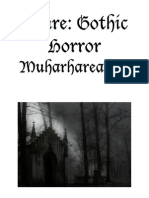 Genre Gothic Booklet