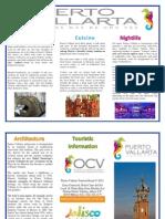 Puerto Vallarta brochure