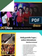 Silent disco Kopfhörerparty im versand