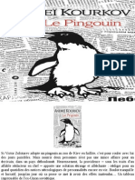 Le Pingouin (Litterature) (Fren - Andrei Kourkov