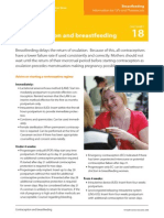 Fact Sheet 18 breast feeding