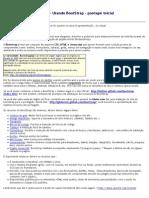 .NET - Usando BootStrap - Pontapé Inicial