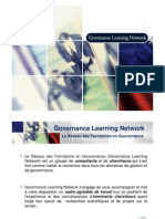 Governance Learning Network