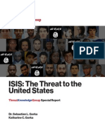 TKG Report the ISIS Threat