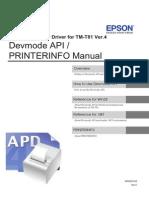APD4 T81 Devmode E RevE