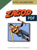 Zagor - I Classici Del Fumetti Di Repubblica