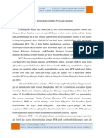 TUGAS III (KEGAGALAN SANIMAS + SYARAT MENJADI FASILITATOR YANG BAIK) - ARLINA PHELIA PIAS