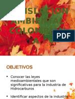 Legislación Ambiental Colombiana