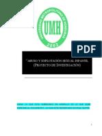 Proyecto Final Abuso y Explotacion Sexual Infantil Pedagogia Social