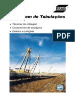ESAB - Minicurso Solda de Tubulações em Aço