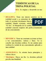 Elementos de La Doctrina Policial