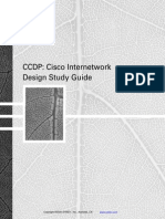 CCDP - Cisco Internetwork Design Study Guide