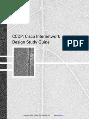 CCDP - Cisco Internetwork Design Study Guide | Cisco