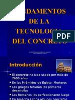 Fundamentos de La Tecnología Del Concreto