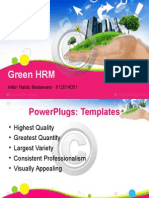 Green HRM.ppt