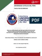 Cabrera Gomez Enrique Uniformizacion Inversionista