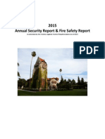 Annual Safety Report 2015