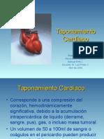 Tamponamiento Cardiaco modificado