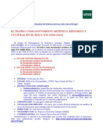 Teatro Como Documento (2)
