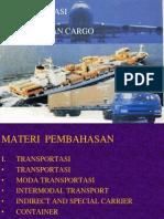 TRANSPORTASI-Ekspor