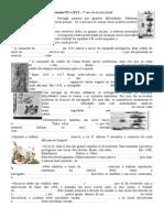 70132935 Ficha Sintese Portugal Nos Seculos XV e XVI 2010 11