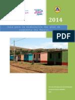 Guía Plan de Respuesta Del Barrio 120214