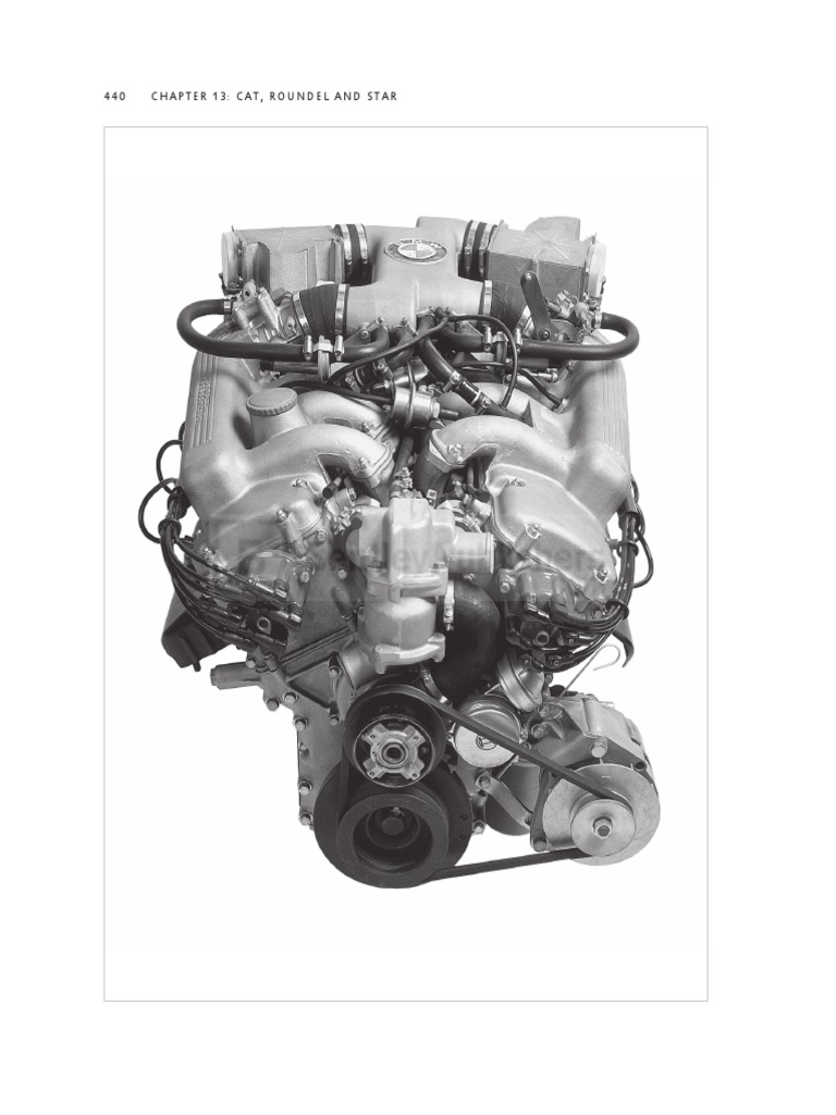 The V12 Engine By Karl Ludvigsen Chapter 13 Cat Roundel And Star Zenith Stromberg Carburetor Parts Diagram Besides Fuel Injection Piston