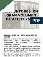 INTERRUPTORES EN GRAN VOLUMEN DE ACEITE (GVA.pptx