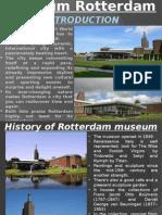 Rotterdam Museum Case Study