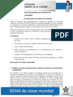 Actividad de Aprendizaje Unidad 1 Generalidades de La Planificacion