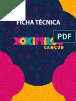 Ficha Técnica Xoximilco
