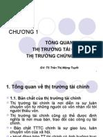 ban in chuong 1 tong quan thi truong tai chinh-thi truong chung khoan