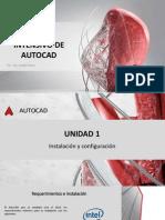 Presentación de Curso AutoCAD