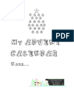 Advent Calendar (students)
