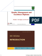 2013_10_12 Six Sigma an Overview_Students