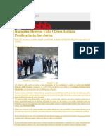 12-11-2015 Sexenio Puebla - Inaugura Moreno Valle CIS en Antigua Penitenciaria San Javier