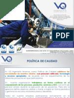 Políticas VQ Ingeniería