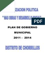 MO Chorrillos
