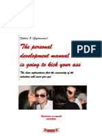 Per So Dev Manual fgfg