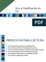 DiagnosticoyClasificacionenPsiquiatria Light