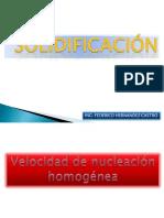 velocidad de nucleacion CLASE.ppt