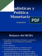 Agregados Monetarios e instrumentos de política.ppt