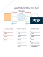 summarative worksheet  three main states of matter and four main phase changes