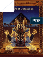 AD&D 1st - 9199 - I3-5 - Desert of Desolation