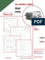 Manual de Partes National JWS 340