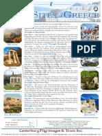 Pilgrimage to Greece | Canterbury Pilgrimages