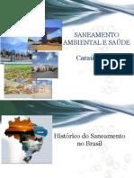 Saneamento Ambiental e Saúde - Copia
