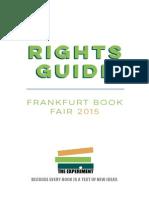 Frankfurt Rights Guide 2015
