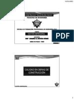 Clase 05 Calidad en Obras de Construccion.pdf