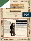 Warhammer Fantasy RPG - Profesiones Básicas